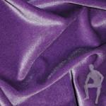 Бархат фиолетовый