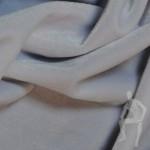Бархат ткань белая
