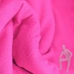 Ткань флис розовый для одежды