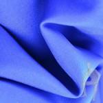 Габардин синего цвета