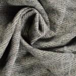 Костюмная ткань серая