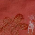 Льняная ткань для декора