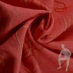 Ткань лен для платья