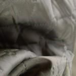 Подкладочная стеганая ткань на синтепоне для пальто