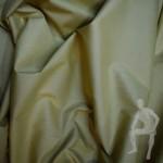 Сатин желтовато зеленый