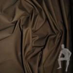 Сатин коричневый