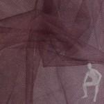 Сетка-стрейч бордовая