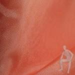 Ткань сетка средней жесткости оранжевая