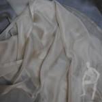 Шифон для свадебного платья