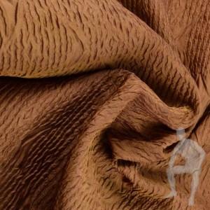 Ткань тафта коричневая