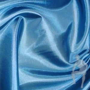 Ткань тафта синяя