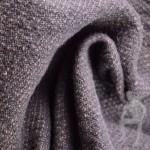 Пальтовая ткань черная