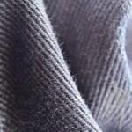 Пальтово костюмная ткань в рубчик