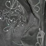 Вельвет ткань с узором