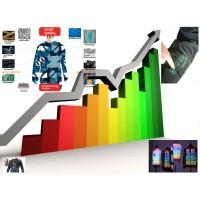 «Смарт» текстиль – сектор экономики, который после 2020 года покажет впечатляющий рост, с оборотом в миллиарды долларов!