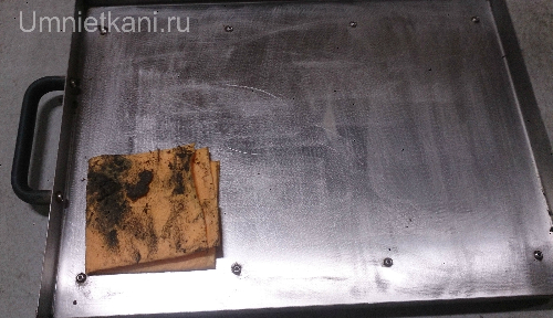 салфетка техническая - ветошь для уборки на производстве, фото